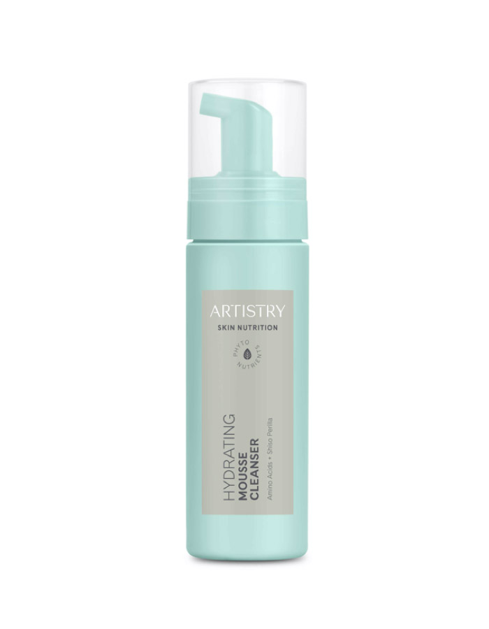 Limpiador Hidratante en Mousse Artistry Skin Nutrition